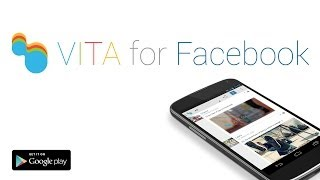 Vita for Facebook YouTube video
