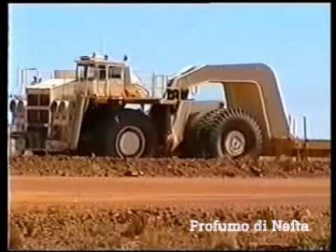 Australia 1999 - Miniera d'oro di Kalgoorlie