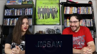 It's time to play a game...... AGAIN. Join us for our reaction to the first trailer for the resurrection of JIGSAW. SEND FAN CREATIONS, MAIL, SWAG TO7320 N La Cholla Blvd Suite 154 #277Tucson, AZ 85741AND IT COULD END UP IN OUR VIDEOS!FOLLOW US @Twitter: https://twitter.com/Late2TheParty11Facebook: https://www.facebook.com/OfficiallyLateToThePartyTumblr: http://www.officiallylatetotheparty.tumblr.comInstagram: https://www.instagram.com/officiallylatetotheparty/HELP SUPPORT US @Patreon: https://www.patreon.com/OffficiallyLateToThePartyMusic: http://www.bensound.com