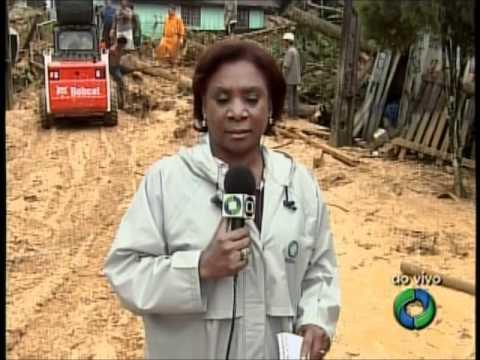 Enchente no litoral do Paraná - pt2
