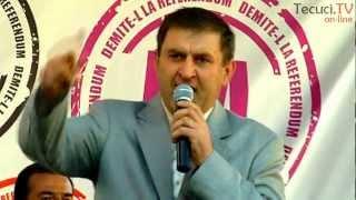 Tecuci - Viziunea Primarului Daniel Tuchel