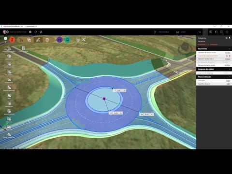 Projetos de Loteamento com o InfraWorks e o AutoCAD Civil 3D