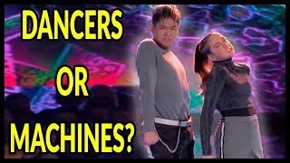 Video Top 7 DANCE MOMENTS on WORLD TALENT SHOWS in 2018 MP3, 3GP, MP4, WEBM, AVI, FLV Desember 2018