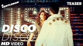 Get ready to do the Disco! #DiscoDisco Song Releasing Tomorrow from the upcoming Bollywood movie A Gentleman starring Sidharth Malhotra Jacqueline Fernandez. The movie ___Enjoy & stay connected with us!► Subscribe to T-Series: http://bit.ly/TSeriesYouTube► Like us on Facebook: https://www.facebook.com/tseriesmusic► Follow us on Twitter: https://twitter.com/tseries► Follow us on Instagram: http://bit.ly/InstagramTseries