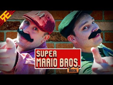 Super Mario Bros: The Musical