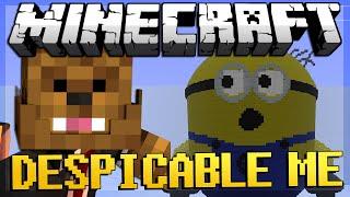 Minecraft Despicable Me (Minion) PVP Challenge