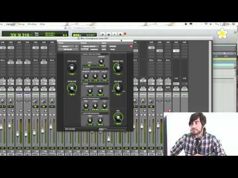Using a Master Fader – Pro Tools 9