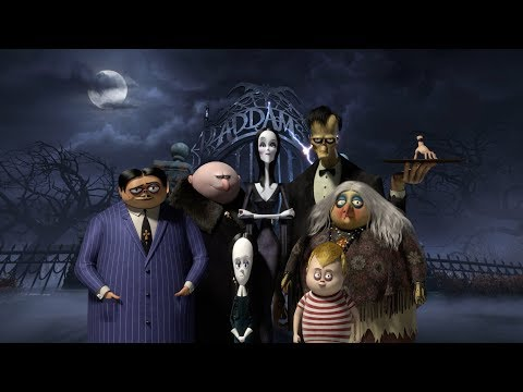 The Addams Family | Official Trailer