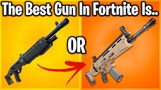 I ASKED 47,000 FORTNITE PLAYERS WHATS THE BEST GUN...