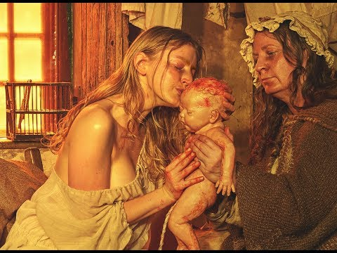 Giving Birth in a London Slum, 'THE WHITECHAPEL WOMAN' Birth Undisturbed Episode 2