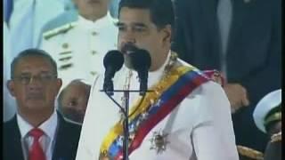 Maduro amenaza con