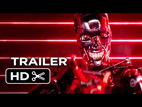 Terminator: Genisys Official Trailer #1 (2015) – Arnold Schwarzenegger Movie HD