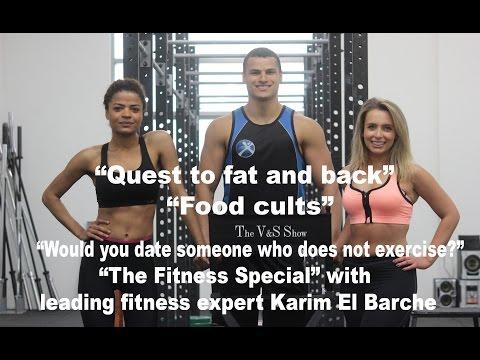 V&S Episode: The Bikini Body Fitness Special – With Pro-Trainer Karim El Barche