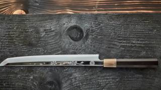 Know your Usuba from your Yanagiba! Author Tim Hayward talks about two of the astonishing Japanese knives in his cult book KNIFE: https://goo.gl/g2mvSK