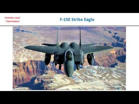 F-15E Strike Eagle compared to...