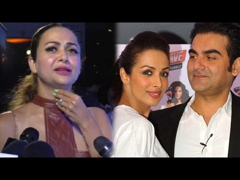 Amrita Arora Reacts On Malaika Arora Khan's Patch