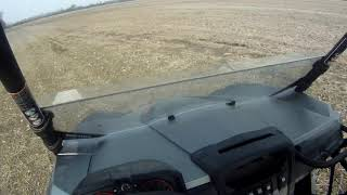 5. Driving and Mudding in a Can-Am Commander XT 1000