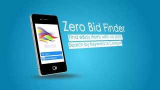 eBay Zero Bid Finder YouTube video