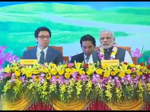 PM Modi visits Quan Su Pagoda in Hanoi, Vietnam
