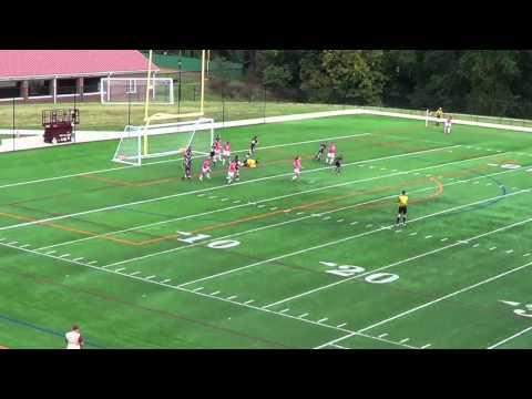 Guilford Women's Soccer vs. Shenandoah