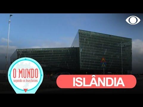 O Mundo Segundo Os Brasileiros: Islândia - Parte 1