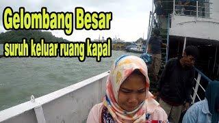 Video para penumpang disuruh keluar kapal ! selat sunda | Bakauheni - Merak #selatsunda #krakatau MP3, 3GP, MP4, WEBM, AVI, FLV Januari 2019