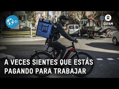 Precariedad laboral en España – El testimonio de Daniel Gutiérrez