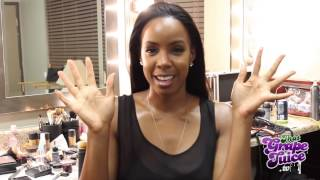 On Set: Kelly Rowland 'Dirty Laundry' Music Video (Exclusive)