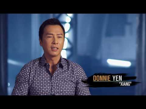 XXX: Return of Xander Cage (Featurette 'The Cast')