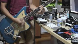 Video Real Love - Hillsong Young & Free - MJT Custom Jazzmaster (Porter Pickups) MP3, 3GP, MP4, WEBM, AVI, FLV Juni 2018
