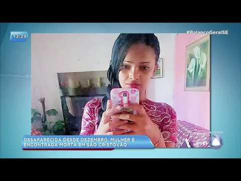 Jovem desaparecida é encontrada morta em São Cristóvão