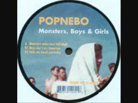 Popnebo - Monsters Make Love to (K)night