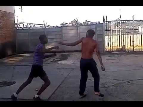 fights in cape town