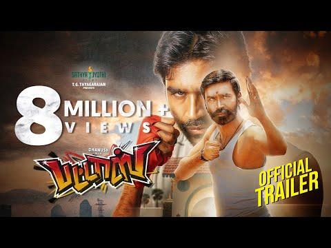 Pattas Tamil movie Official Trailer
