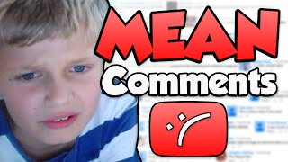 Timmy Reads Mean Comments... LIKE this video if you want ME to Read Mean Comments! (乃^o^)乃 Nifty Things Down Here: ...
