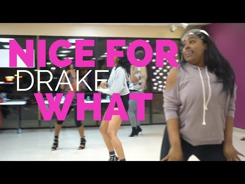 "Drake- ""Nice For What"" Choreography By Trinica Goods"