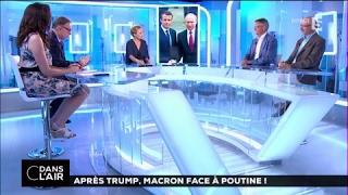 Video Après Trump, Macron face à Poutine #cdanslair 29-05-2017 MP3, 3GP, MP4, WEBM, AVI, FLV Mei 2017