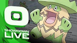 Pokemon Sun and Moon! RU Showdown Live w/PokeaimMD, Blunder & Moet! GREEN TEAM by PokeaimMD
