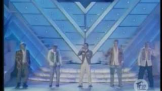 Westlife - I Lay My Love On You (Sanremo 2001)