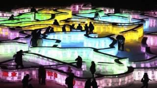 Harbin China  City pictures : Harbin Ice Festival 2015 - China (HD1080p)