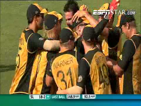 Sri Lanka Vs Australia T20 Highlights 