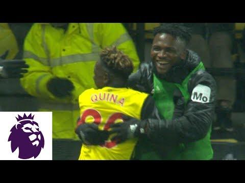 Video: Domingos Quina's sensational strike makes it 3-0 against Cardiff City | Premier League | NBC Sports