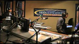 2012 New Years Resolutions with Kidd Kraddick in the Morning