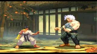 3rd Strike Totaleclipse  Akuma Makoto  Vs Brayer  Hugo  Tourny 1strnd Match 1