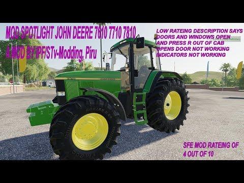 John Deere 7010 v1.0.0.0