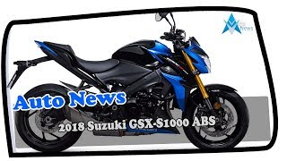 4. News Update !!!2018 Suzuki GSX S1000 ABS Price & Spec