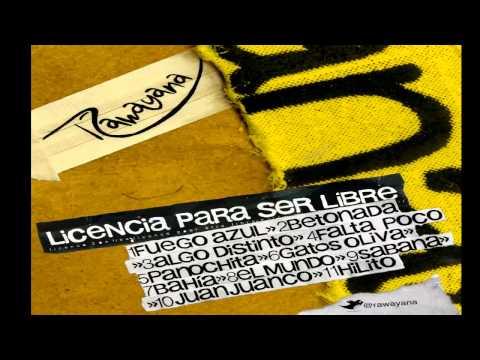 Rawayana - Licencia para ser libre (Full Album)