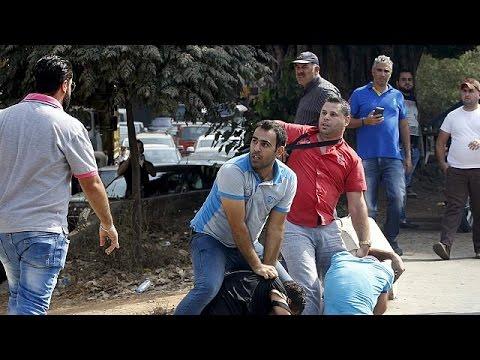 Λίβανος: Επεισόδια μεταξύ διαδηλωτών και αστυνομικών