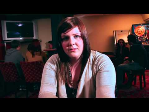 Fixer Naomi Burrows, 20, from Warwickshire has created her Fixers film to discourage people from binge drinking.