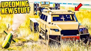 GTA Online Upcoming Content Info! NEW Cars & Prices, More Gamemodes & Other Stuff!▶Cheap Games & Discounted Shark Cards: https://www.g2a.com/r/datsaintsfan▶Mobile App: http://www.g2a.com/on/saintsMore of Me!•My Discord: https://discord.gg/saintsfan•Twitch (Livestream): http://www.twitch.tv/dat_saintsfan•2nd Channel: http://www.youtube.com/MoreSaintsfan•Twitter: http://twitter.com/Dat_Saintsfan•Follow me on Instagram: http://instagram.com/dat_saintsfan•Facebook: https://www.facebook.com/itsDatSaintsfanFollow THE SQUAD►DatSaintsfan - https://www.youtube.com/360NATI0N►Garrett (JoblessGamers) - https://www.youtube.com/Joblessgamers►MrBossFTW - https://www.youtube.com/MrBossFTW---------------------------------------------------Thumbnail Pic by:https://twitter.com/BuddyNuggs420Music byhttps://www.youtube.com/user/Plasma3Musichttps://www.youtube.com/channel/UCQKGLOK2FqmVgVwYferltKQIntro byhttps://www.youtube.com/user/RavenProDesign